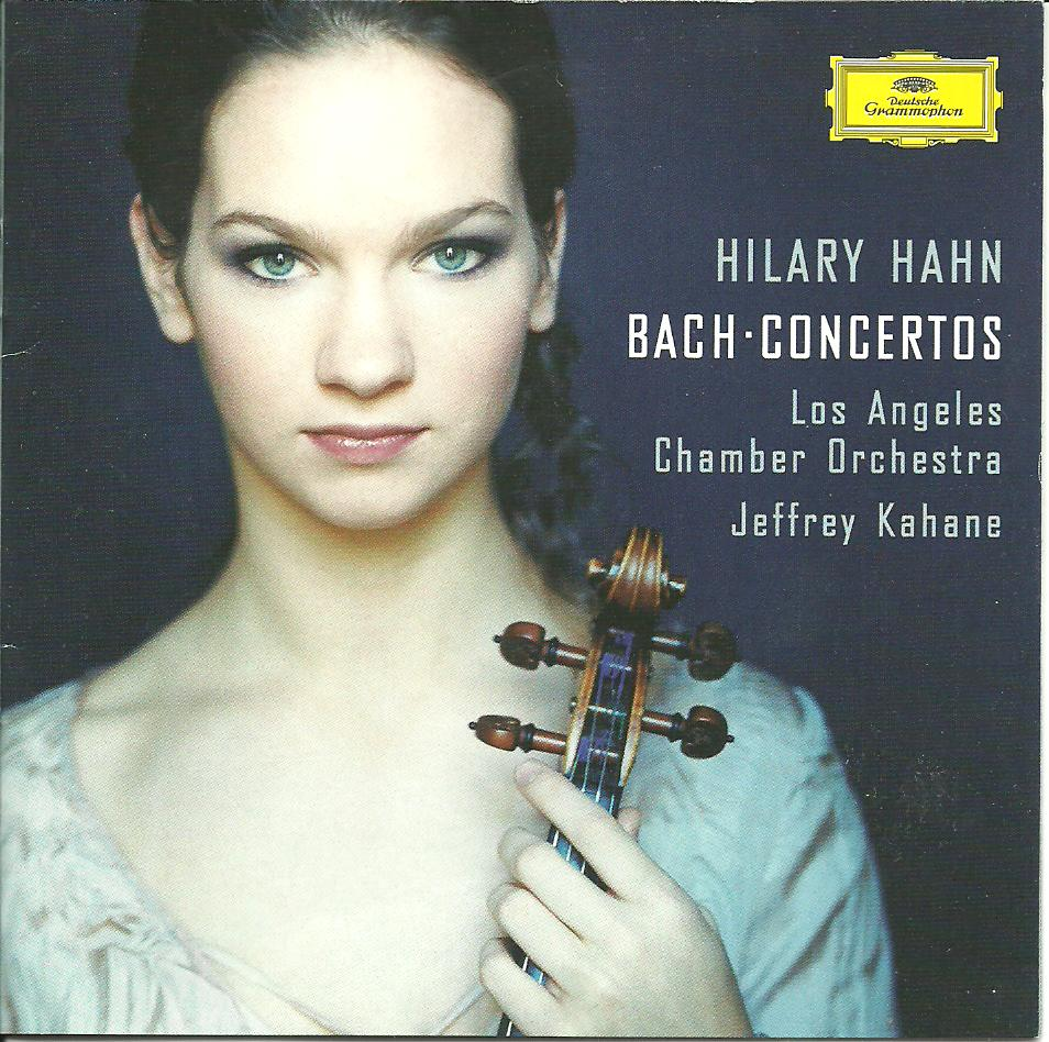 Would You Like Some Bach With Your Hilary Hahn?