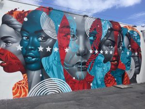 """American Power"" by Tristan Eaton"